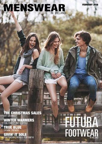 1c0b74a7a37 MenswearinIreland Footwearinireland by Sky Publishing - issuu