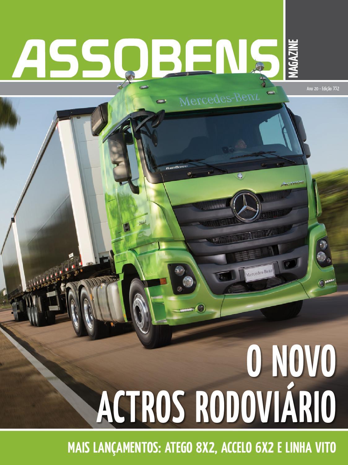 Assobens Magazine 352 by ASSOBENS - issuu 2154ddd603791