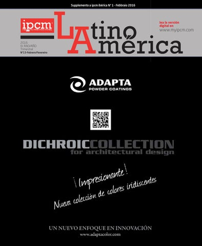 ipcm® LatinoAmérica n. 13 – 2016 by ipcm® International ... 508c3a7dbca76