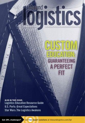 Inbound Logistics February 2016