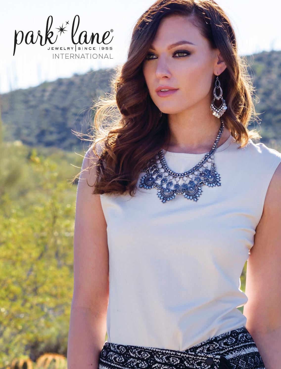 Park Lane Jewelry International Catalog 2016 by Park Lane ...