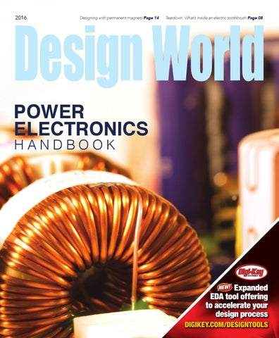 Design World / EE Network Power Electronics Handbook 2016 by