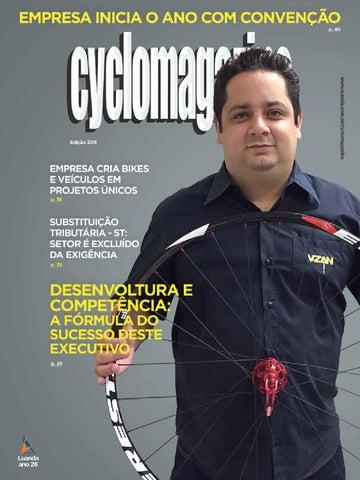 7c519249d98a6 Cyclomagazine 208 by Luanda Editores - issuu