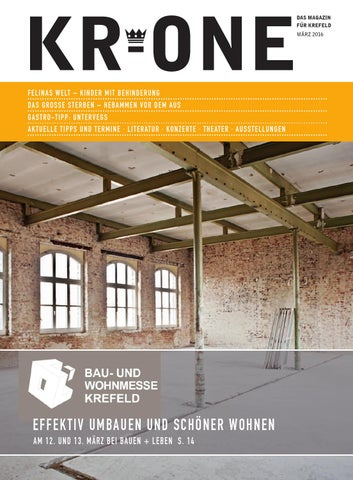 Kr One 03 2016 Web By Michael Neppeßen   Issuu