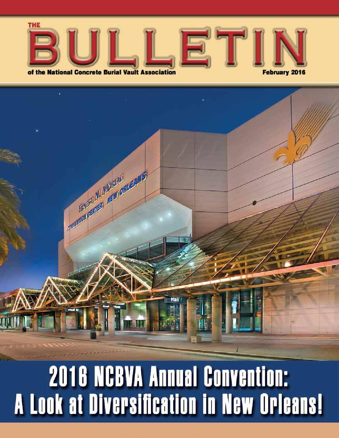 NCBVA Bulletin February 2016 by NCBVA - issuu