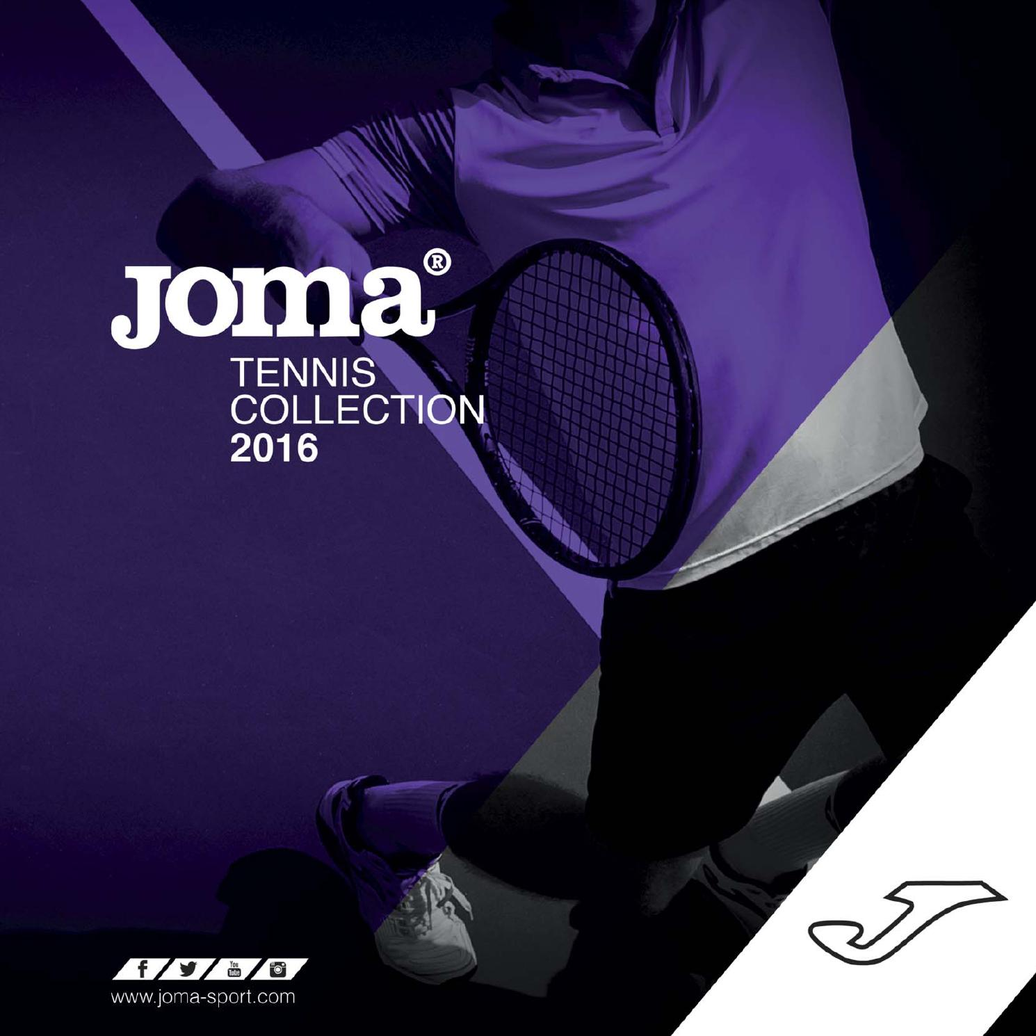 info for 7eff9 65639 Tennis Padel 2016 Collection by JOMA SPORT - issuu