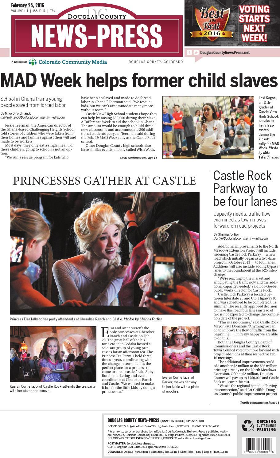 Douglas County News-Press 0225 by Colorado Community Media - issuu