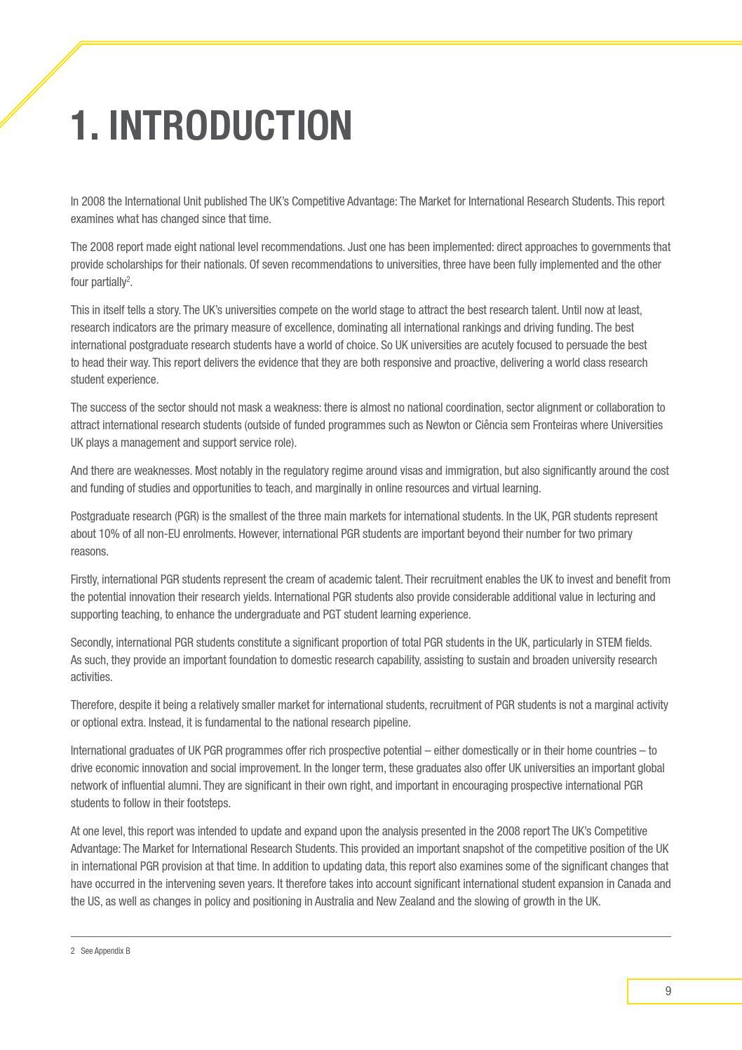 Direct market representation o advantages feedback document template international postgraduate fandeluxe Choice Image
