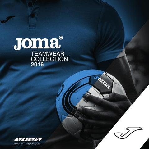 Teamwear 2016 by JOMA SPORT - issuu e53ed0018e68b