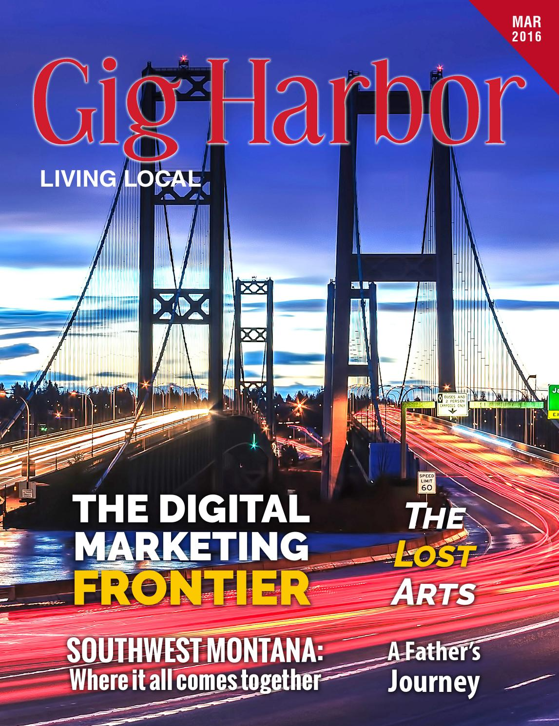 c907d83a05d March 2016 Gig Harbor Living Local by Living Local 360 - issuu