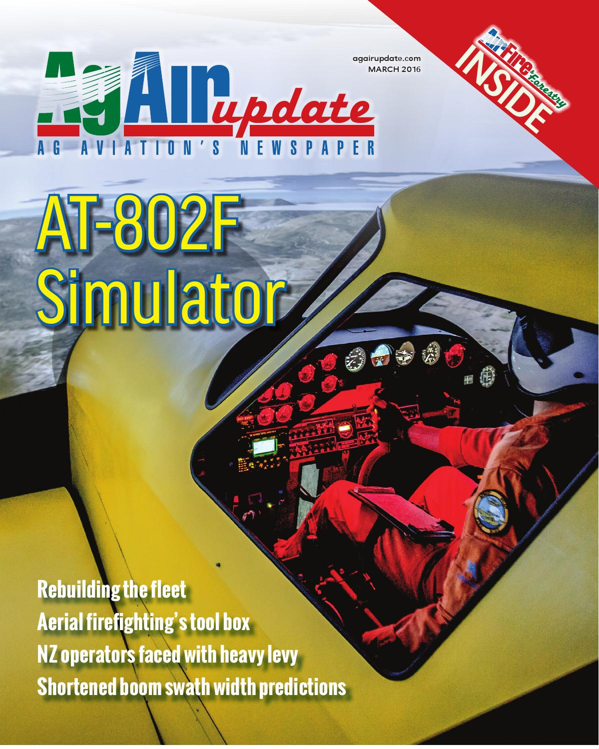 March 2016 - International Edition in English by AgAir