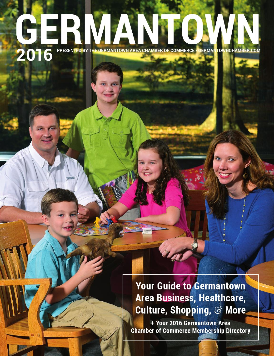 a6c5104395fb82 Germantown Magazine 2016 by Contemporary Media - issuu