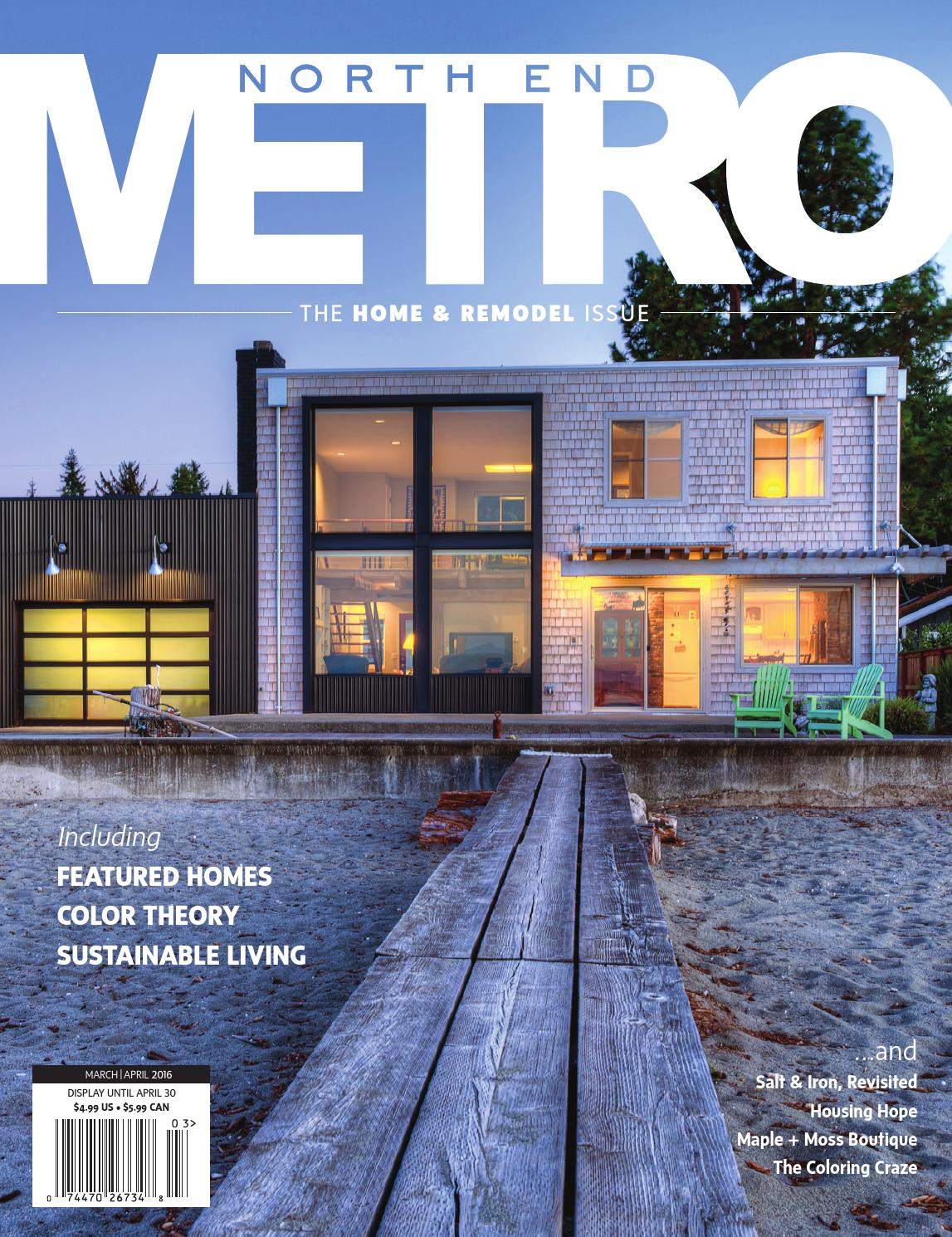 North End Metro March April 2016 by K & L Media - issuu