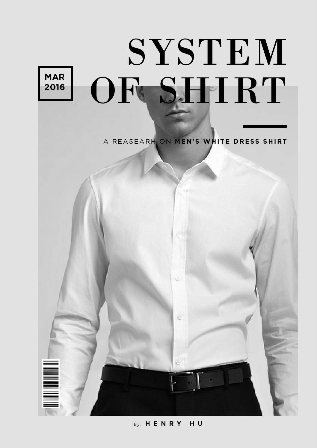 System of Shirt by Zeyn Afuang - issuu