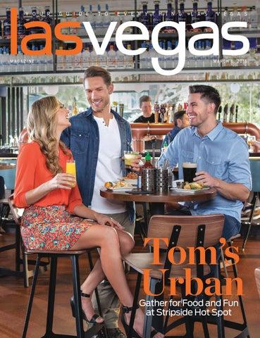 2016 03 06 Las Vegas Magazine By Greenspun Media Group Issuu
