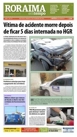 f49520058 Jornal roraima em tempo – edição 271 – período de visualização ...