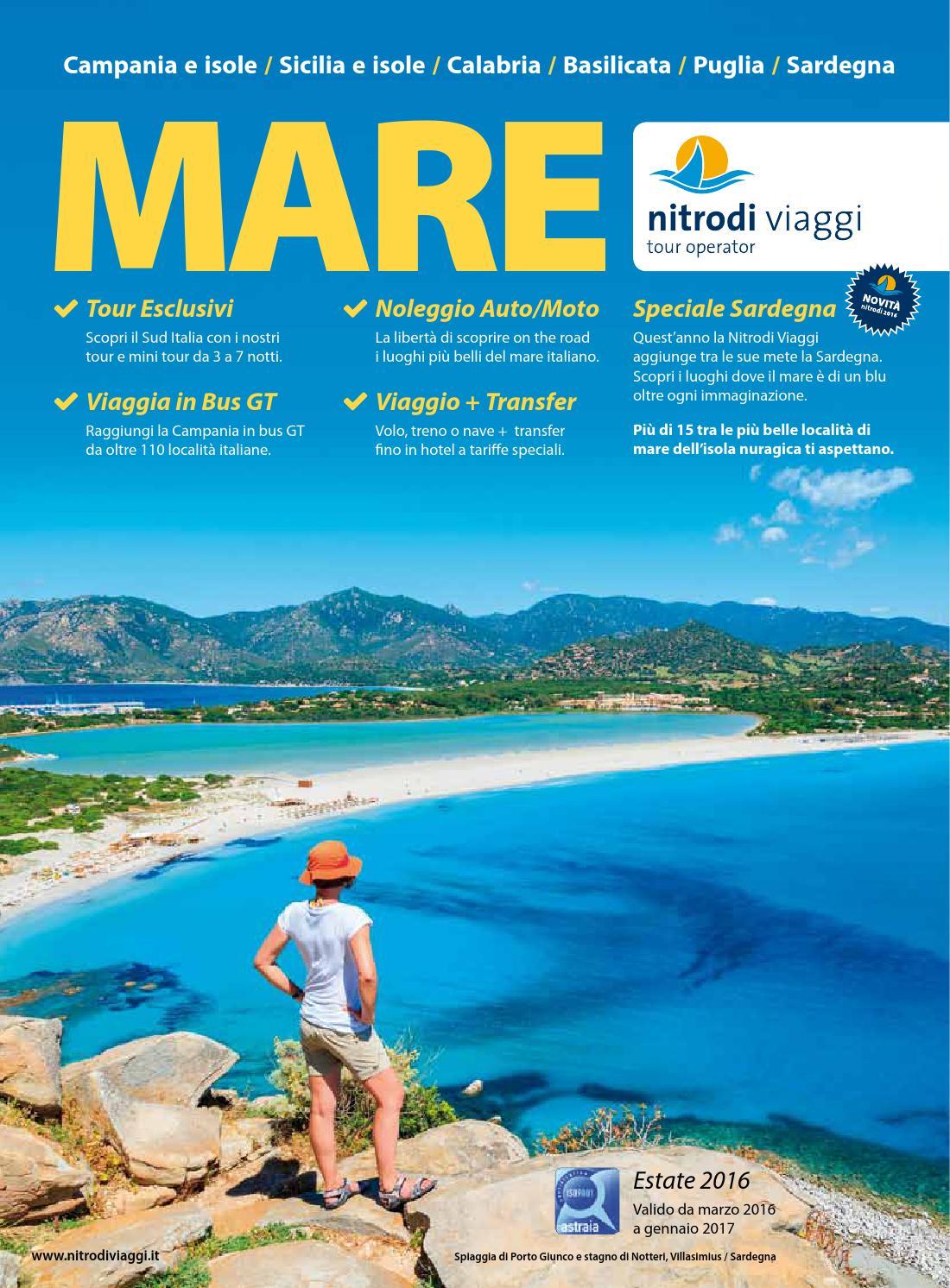 6406ede469c120 Catalogo Mare 2016 - Nitrodi Viaggi by Nitrodi Viaggi S.r.l. - Tour  Operator - issuu