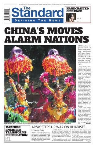 The Standard 2016 February 28 Sunday By Manila Standard Issuu