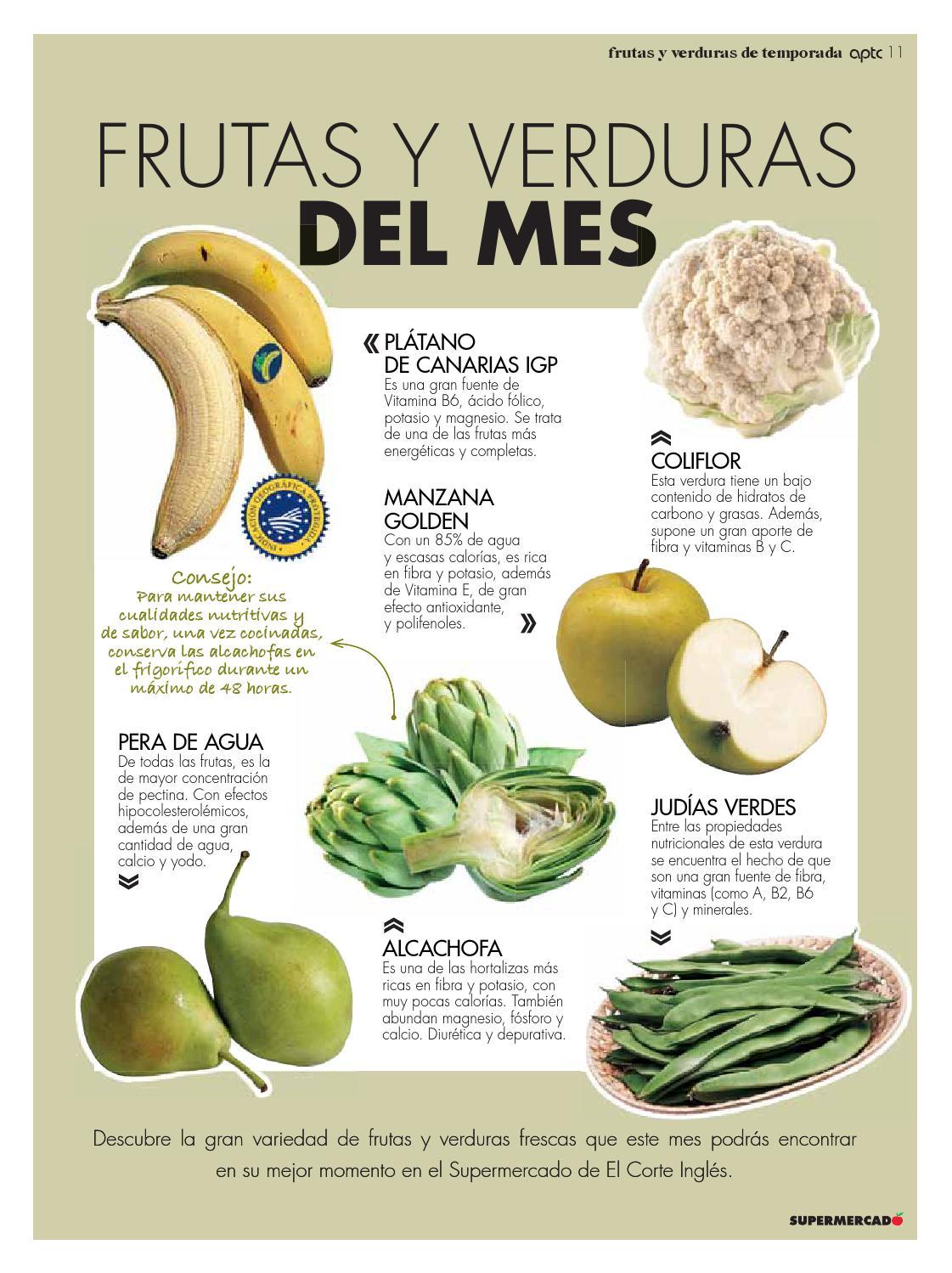 Fruta o verdura que tenga vitamina e