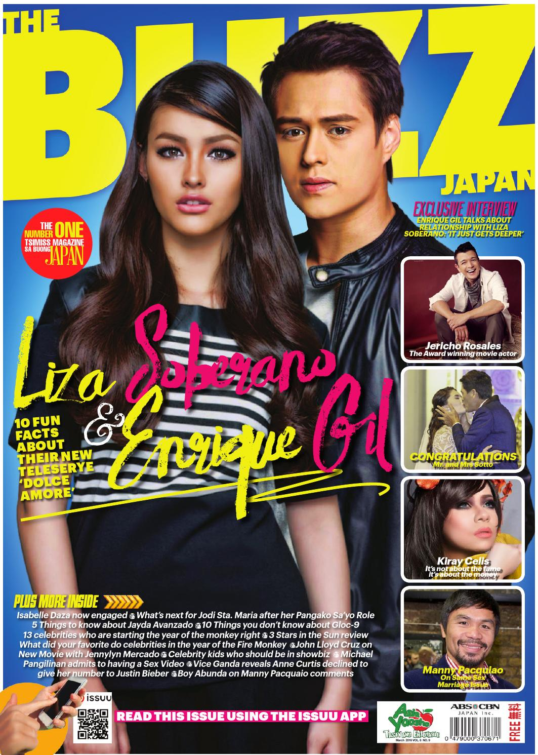 Angeline Quinto Sex Scandal buzz ng japan march 2016jagger aziz - issuu