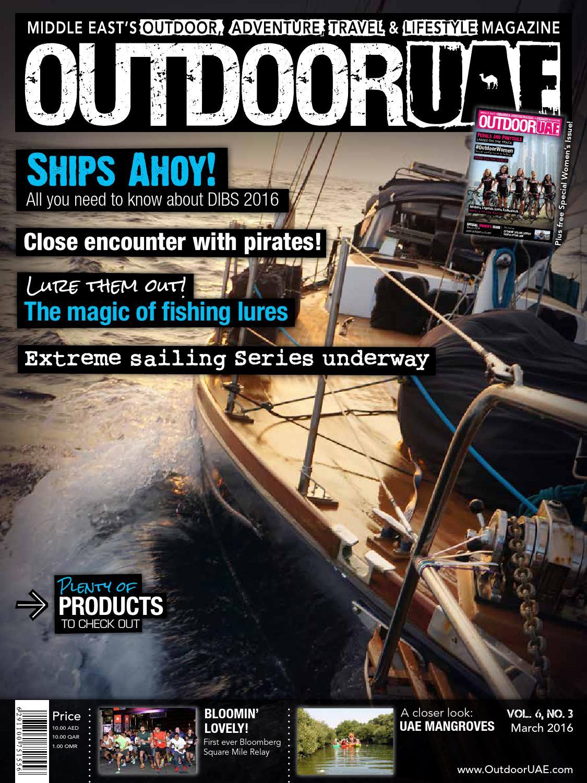 OutdoorUAE July 2016 by OutdoorUAE issuu