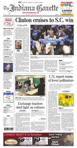 6d6871b37 The Indiana Gazette