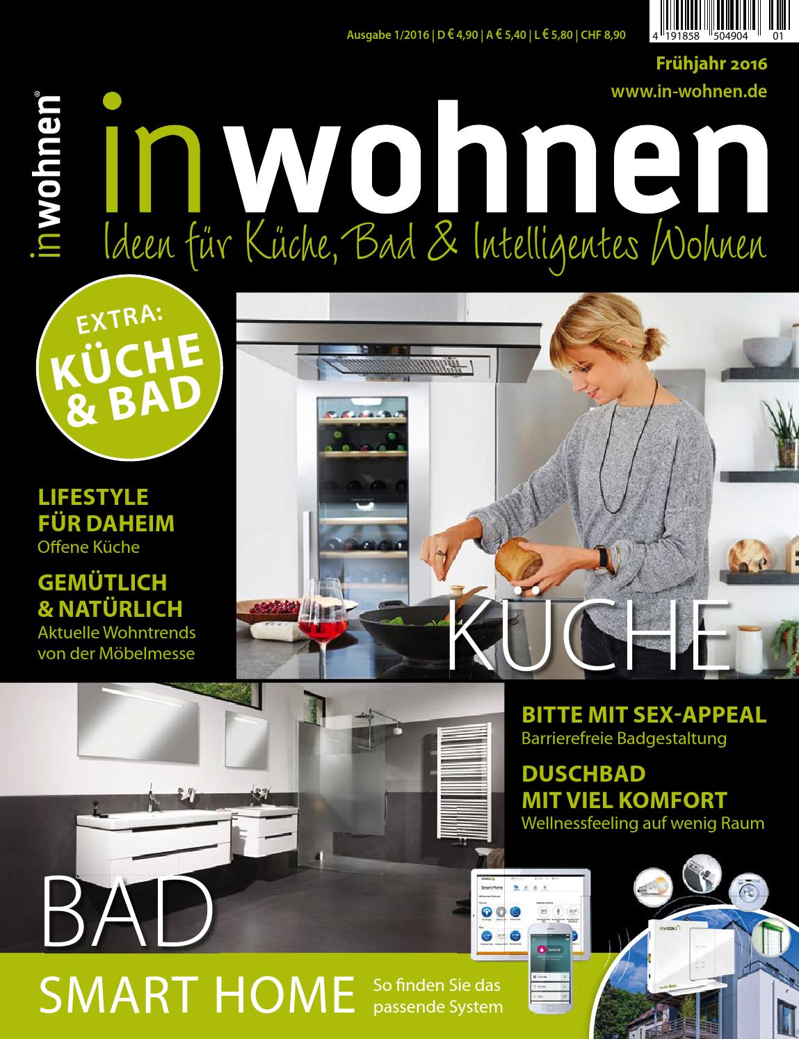 In wohnen 01 2016 by Irene.Super - issuu