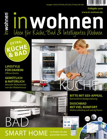 In Wohnen 01 2016 By Irene.Super   Issuu