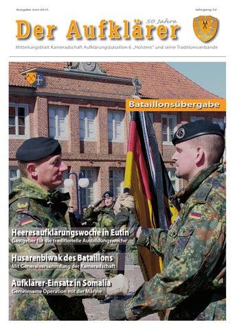 Aufklbtl 6 holstein der aufklärer by Pictura Media - issuu