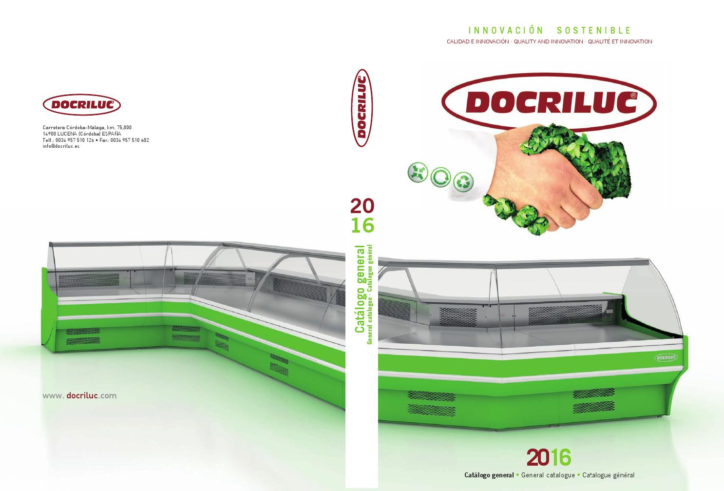Catalogo 2016 Docriluc By Novousado Pt Issuu