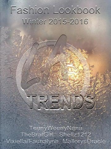 LA Trends Winter Lookbook 2015 by LA Trends IMVU - issuu