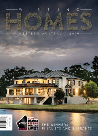 2016 mb wa winning homes awards by arkmedia4217 issuu page 1 malvernweather Image collections