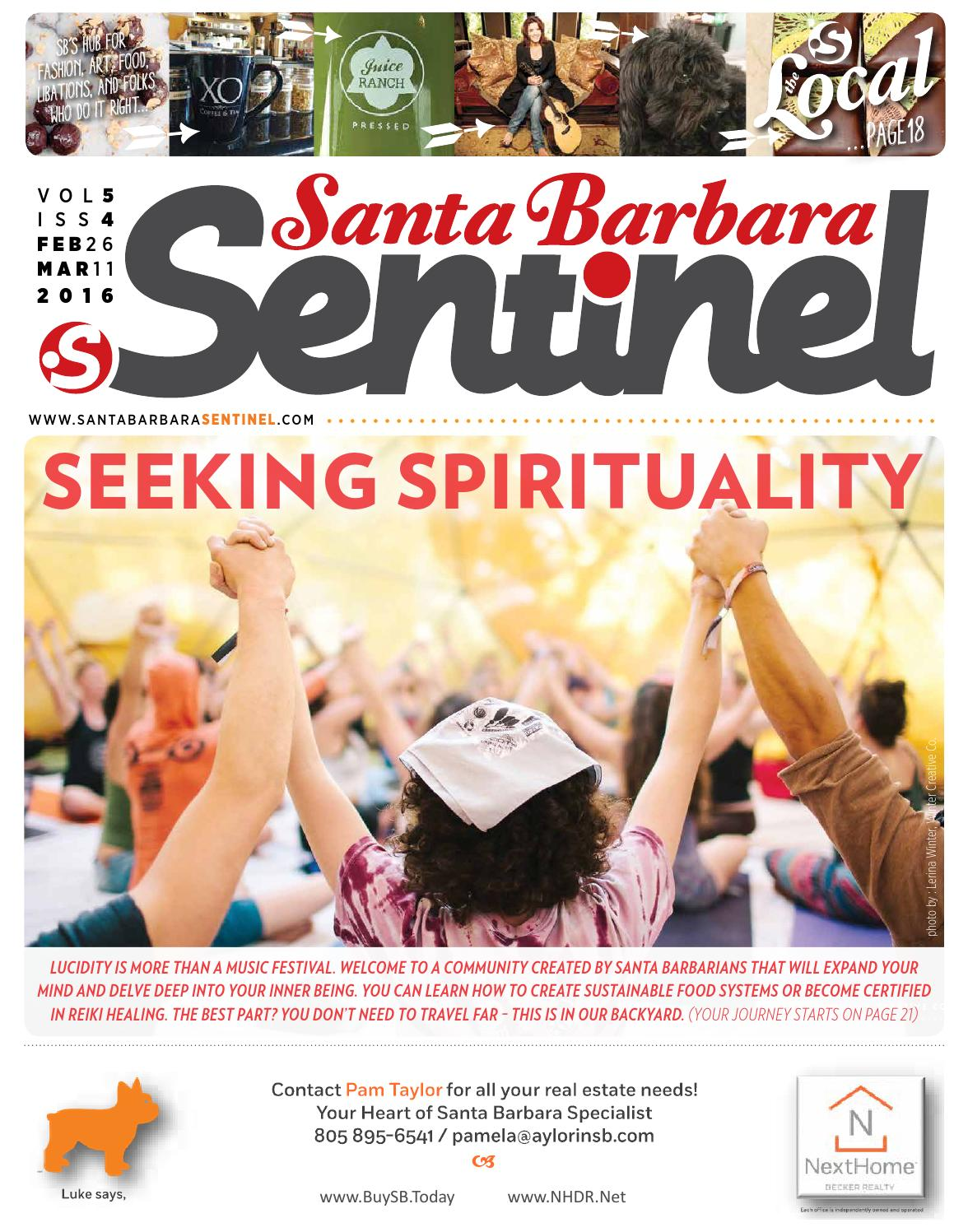 Seeking Spirituality by Montecito Journal - issuu