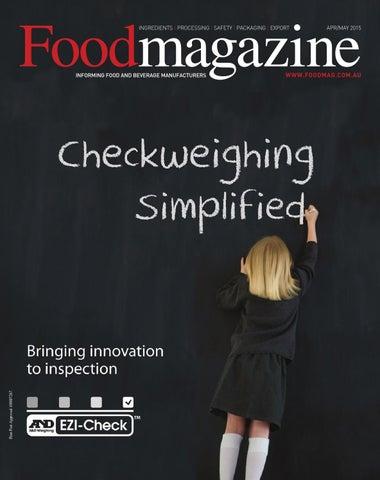 Food Magazine April 2015 by PrimeCreative - issuu