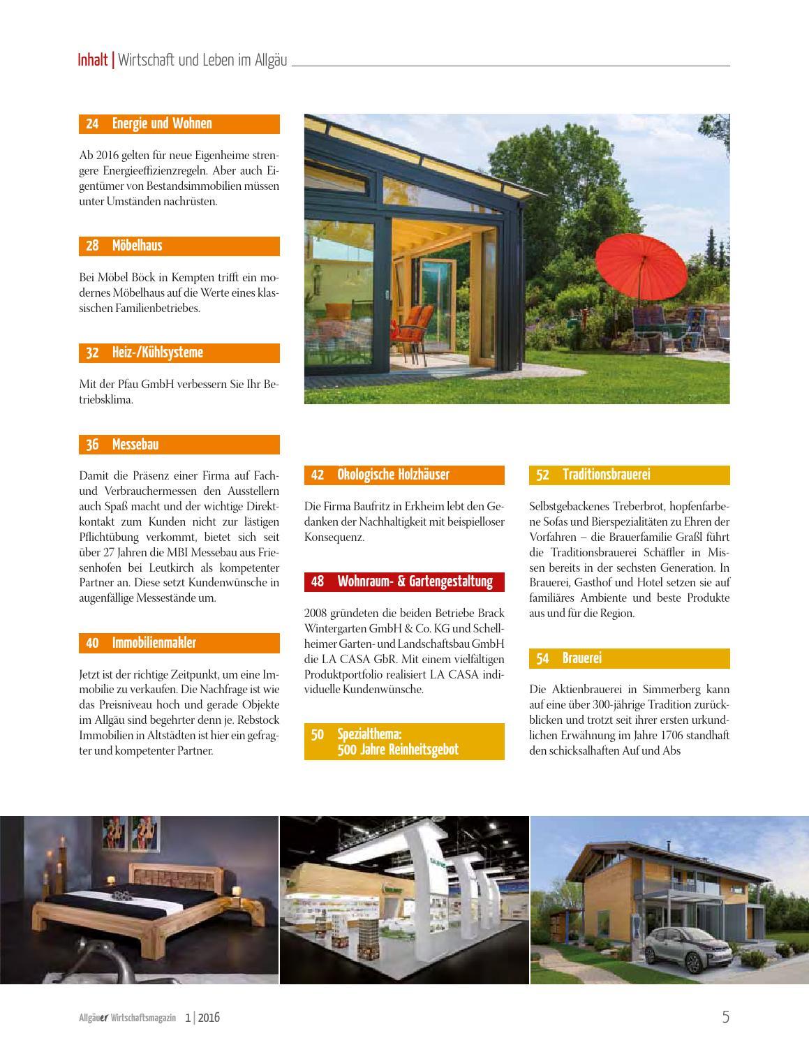 allg uer wirtschaftsmagazin 01 2016 by thomas t nzel issuu. Black Bedroom Furniture Sets. Home Design Ideas