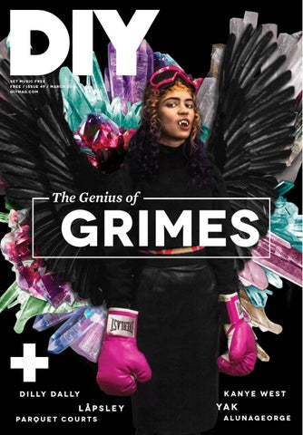 5d67b2410e1d3 set music free free   issue 49   march 2016 diymag.com. The Genius of