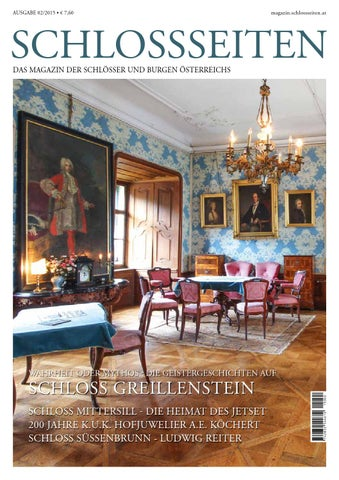 Schlossseiten Magazin 02/2015 By Schlossseiten   Issuu