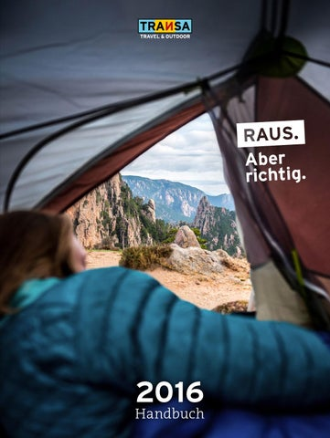 Transa Handbuch 2016 by Transa Travel & Outdoor - issuu