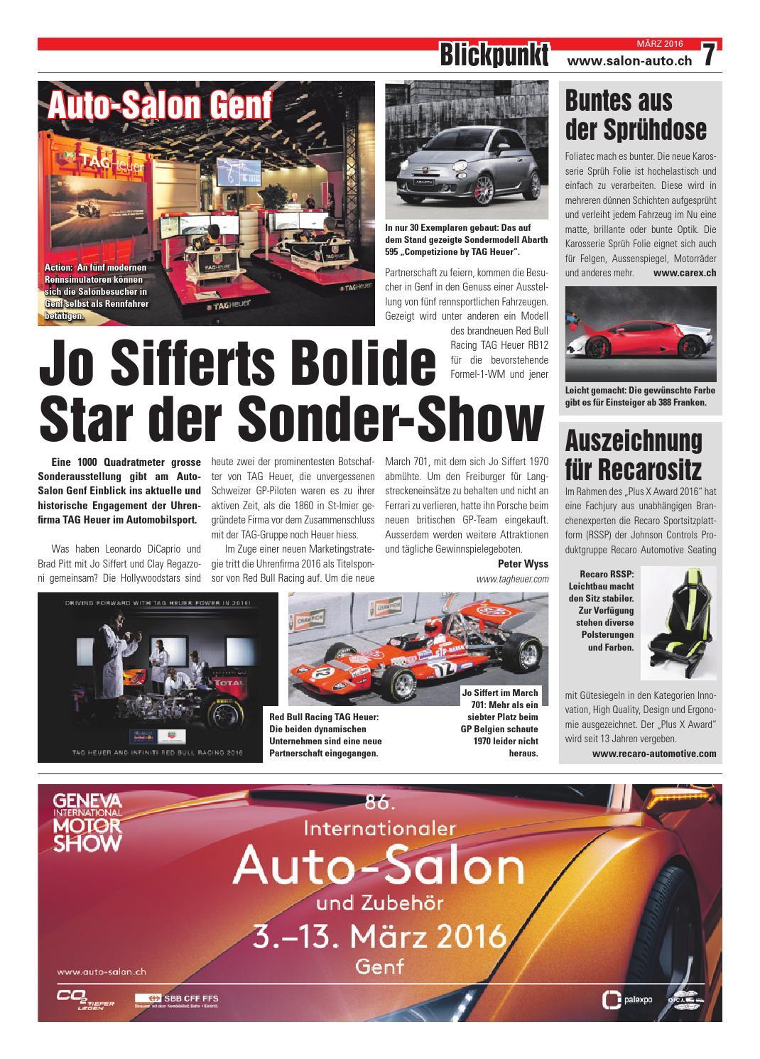 Autosprint de 03 2016 by AutoSprintCH - issuu