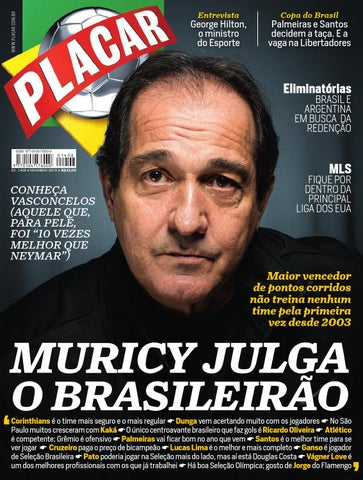 Revista Placar – Editora Caras by Revista Placar - issuu f4a00626cc1a2