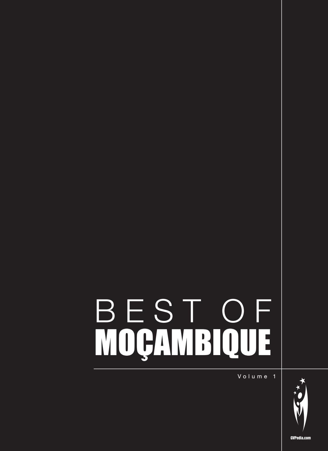 82d897016 BEST OF MOZAMBIQUE - Volume 1 by Sven Boermeester - issuu
