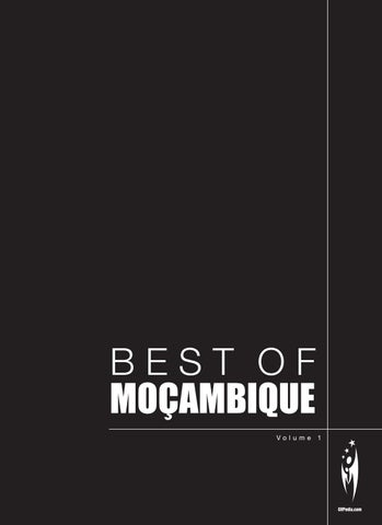b4d1f8a6b BEST OF MOZAMBIQUE - Volume 1 by Sven Boermeester - issuu