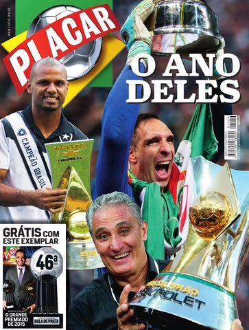 Revista Placar – Editora Caras by Revista Placar - issuu a09167a8bef47