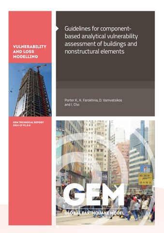 Guidelines for component-based analytical vulnerability assessment
