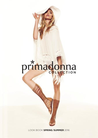 Lookbook S S 16 Primadonna Collection by Primadonna S.p.A. - issuu 6057de32afd