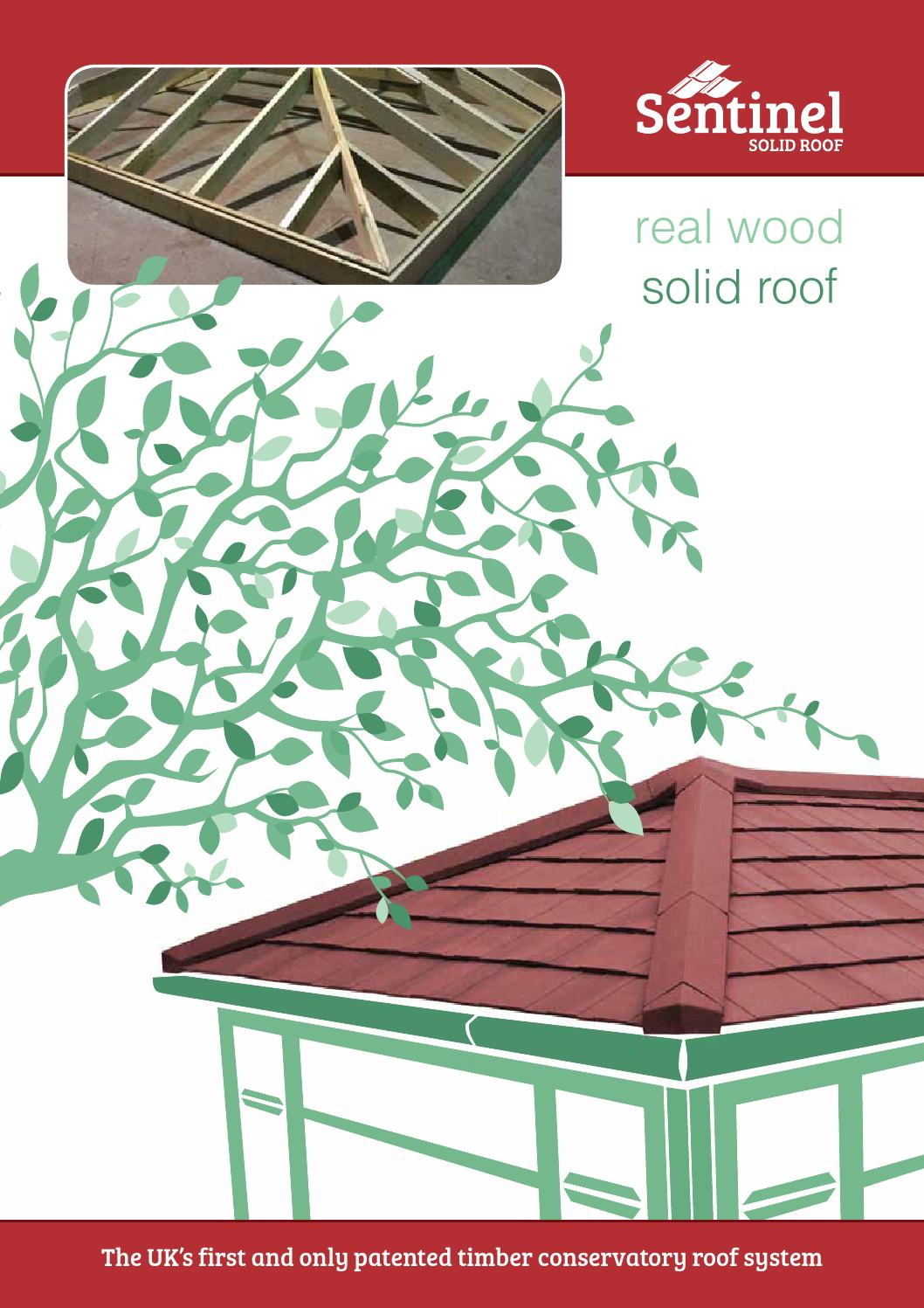 Sentinel Solid Roof Retail Brochure 10 November 2015 By