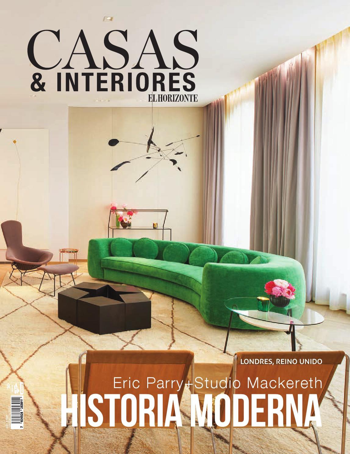 Casas & Interiores #27 by Estilo de Vida El Horizonte - issuu
