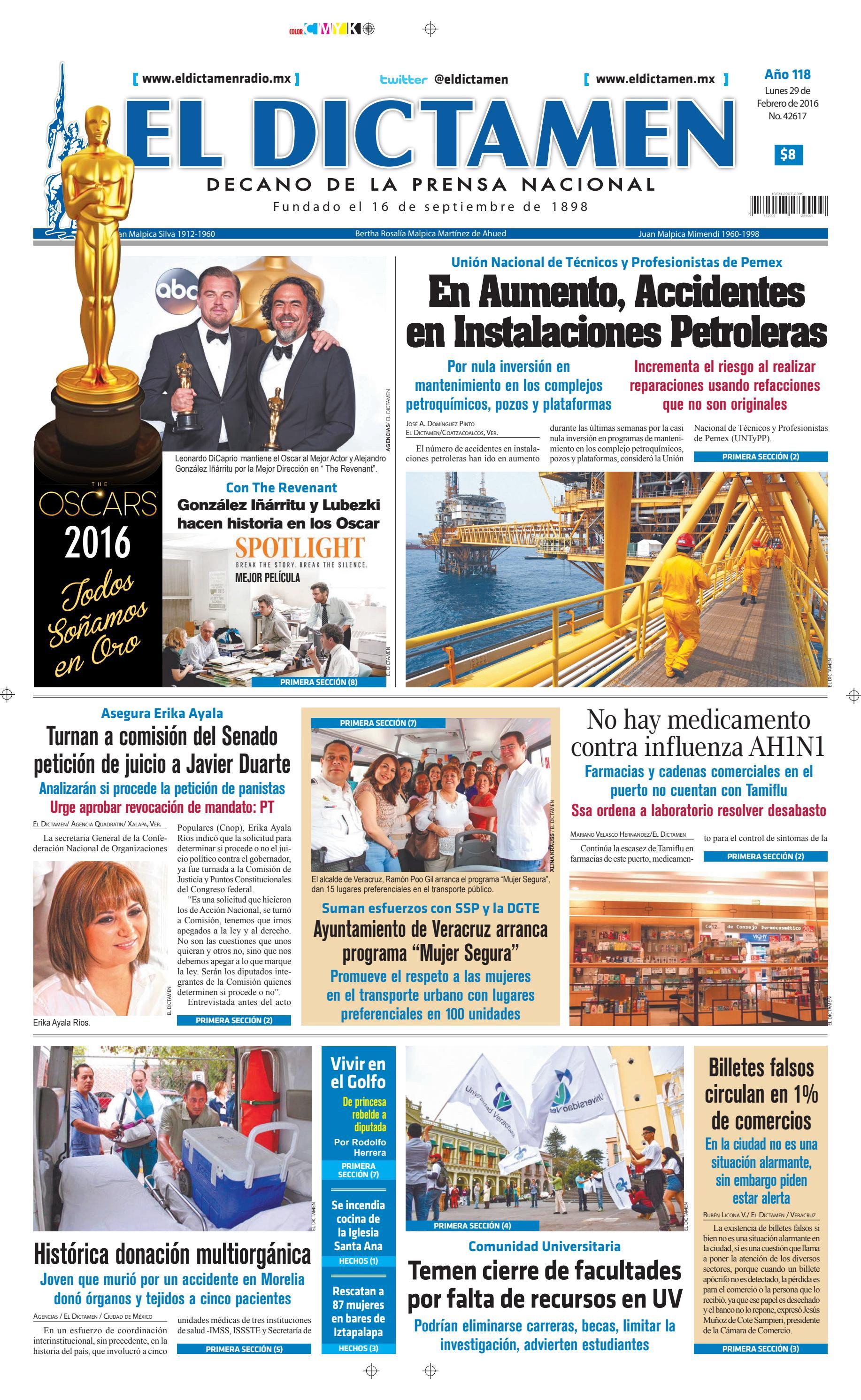 El Dictamen 29 de enero de 2016 by El Dictamen - issuu d7b2315f24c49