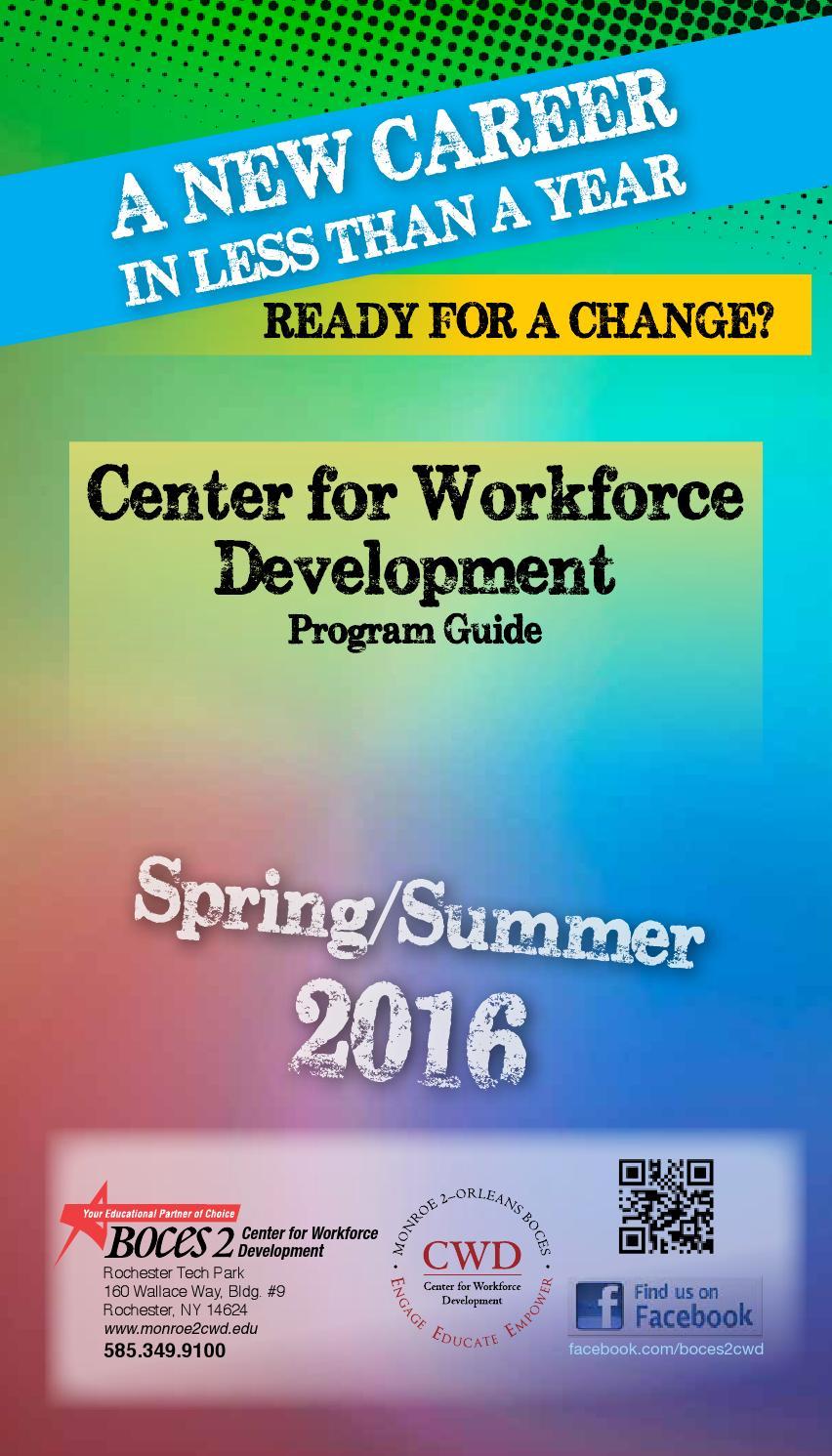 CWD Spring/Summer 2016 Brochure by Jennifer Merkel - issuu