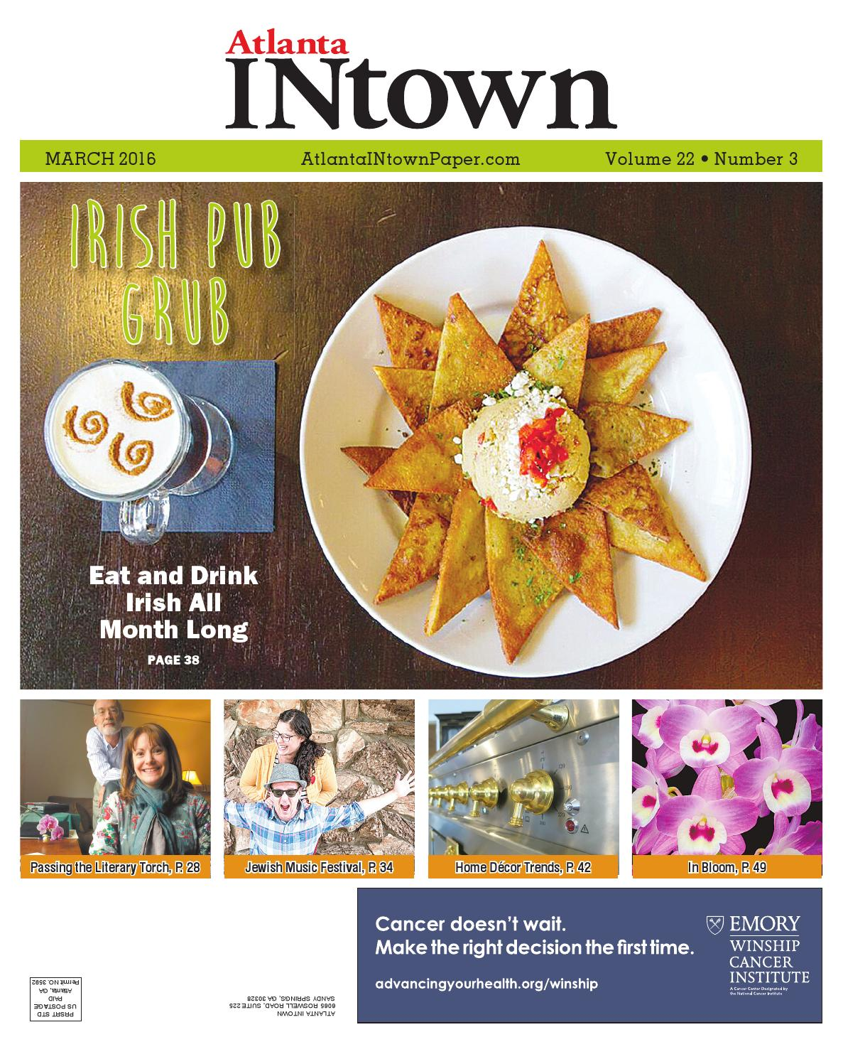 March 2016 Atlanta Intown By Atlanta Intown Issuu